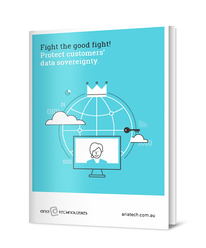 Customer data sovereignty whitepaper